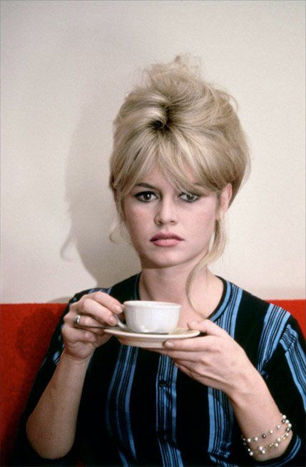 Brigitte Bardot Created The Beehive To Fix A Bad Hair Day