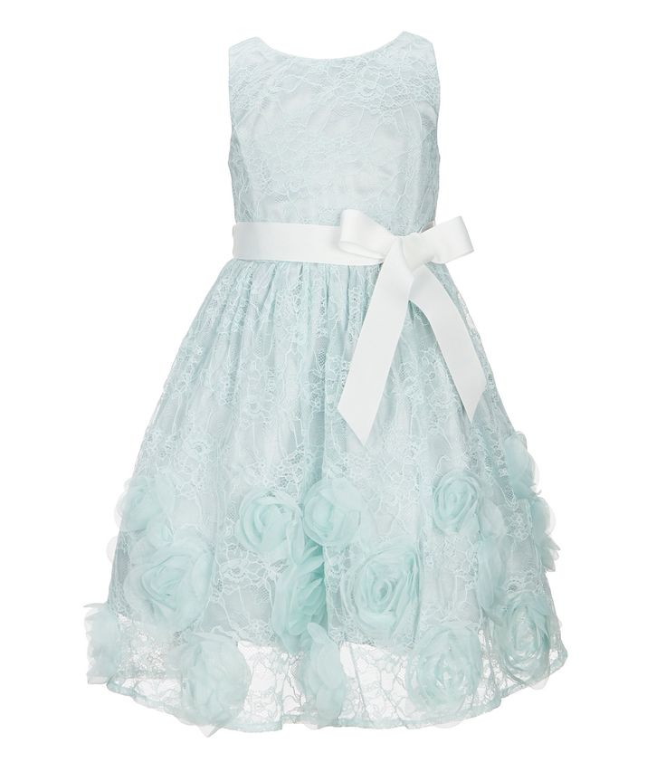Shop for Zunie Little Girls 2T-6X Lace Ruffled Dress at Dillards.com. Visit Dillards.com to find clothing, accessories, shoes, cosmetics & more. The Style of Your Life.