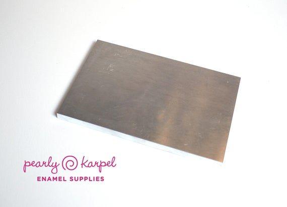 Aluminum Bench Block Jewelers Block Metal Working Anvil 6x4in Etsy Stainless Steel Bench Bench Block Metal Working