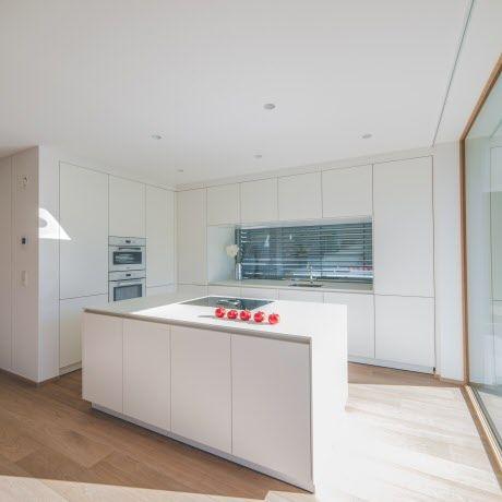 111 best Küche images on Pinterest Architecture, Cabinets and Ideas - küche mit side by side kühlschrank
