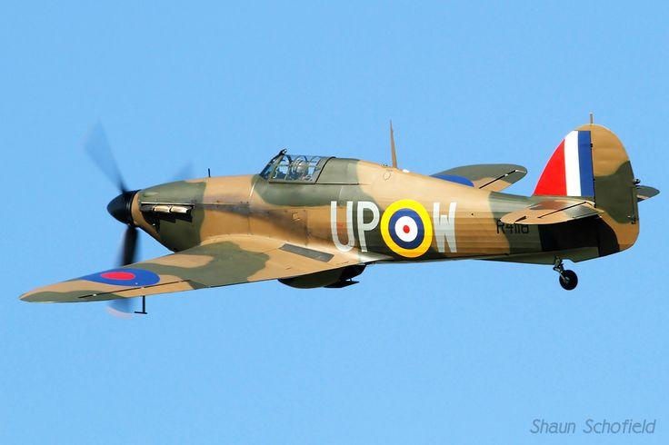 Hawker Hurricane I R4118/G-HUPW Peter Vacher Cosby 06/09/15 | by Shaun Schofield