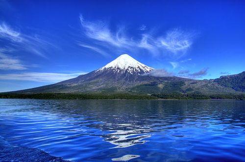 Osorno Volcano, Puerto Montt, Chile