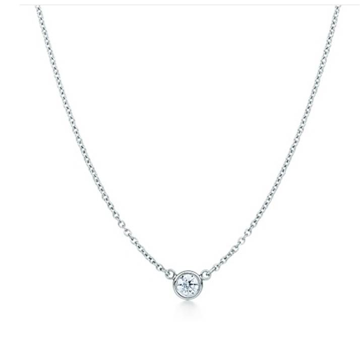 Words cannot describe how much I love this elsa peretti tiffany necklace... It's so me!