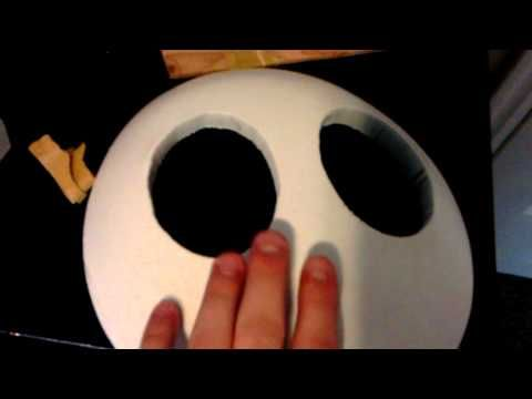 How to make a shy guy mask for under $10!!! - YouTube