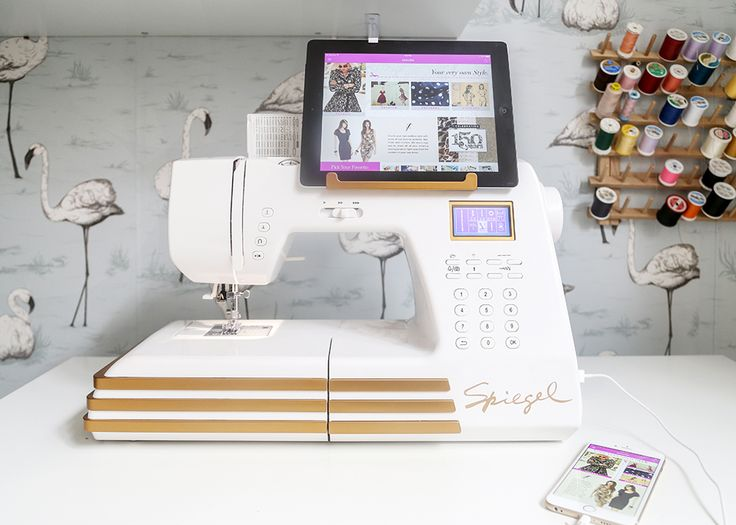 Spiegel 60609 Sewing Machine Review + Giveaway - Madalynne - The Cool Patternmaking and Sewing Blog