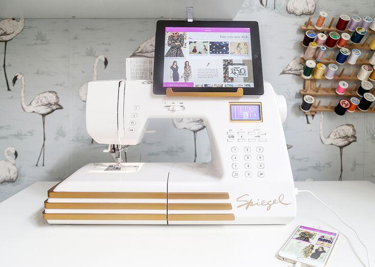 spiegel sewing machine reviews