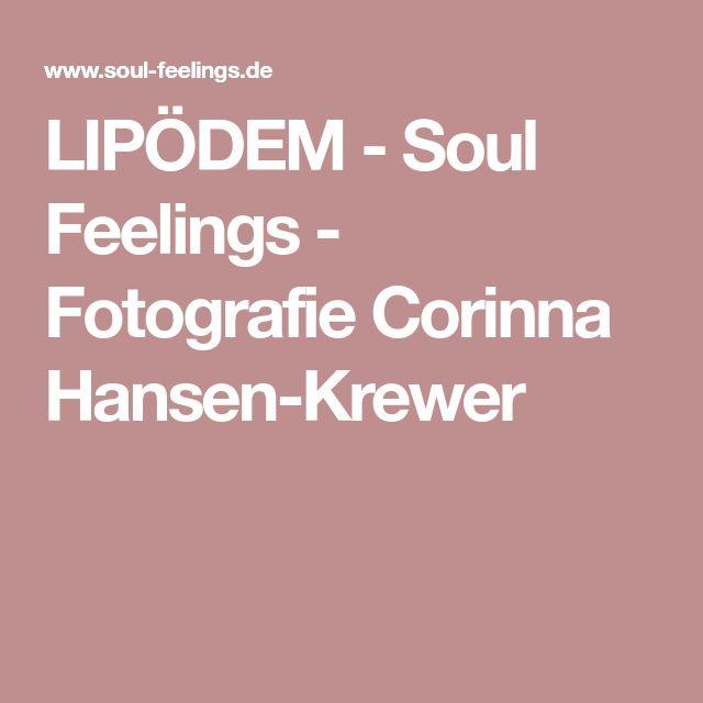 LIPÖDEM - Soul Feelings - Fotografie Corinna Hansen-Krewer