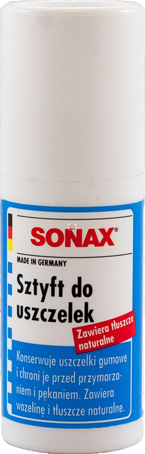 Sztyft do uszczelek gumowych SONAX SONAX 499100 - Sklep iParts.pl