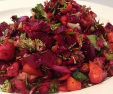 Recipe Raw Salad for Two by 388gigi - Recipe of category Side dishes