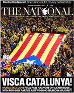 """Catalunya, a les portades de la premsa internacional -   La premsa internacional també està pendent de la jornada electoral catalana, i molts diaris s'han fet ressò de les eleccions fins i tot a les portades. Aquí us en fem un recull: Le Monde: """"Catalunya, la campanya de totes les fractures"""". El diari explica que aquests comicis es ... - https://soc-catala.com/catalunya-a-les-portades-de-la-premsa-internacional/"""