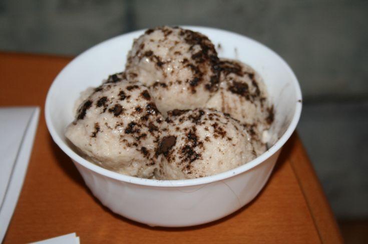 Zdravá zmrzlina