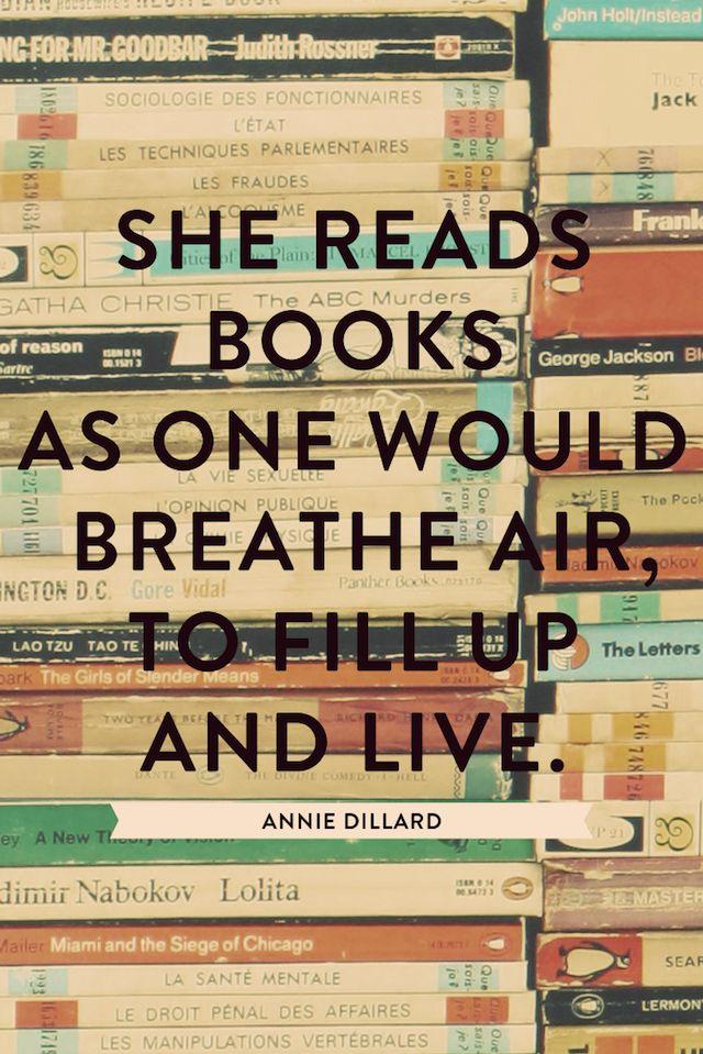 Hemenway Street: SHE READS BOOKS.