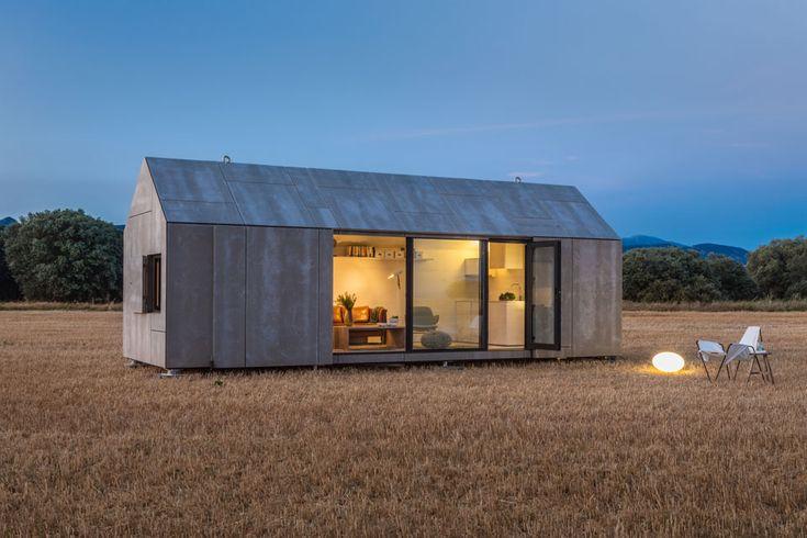 Une maison transportable |MilK decoration