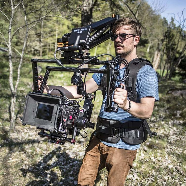 Meet Nostromo – a Modular Camera Support/ Stabilization System For Your 3-Axis HandHeld Gimbal