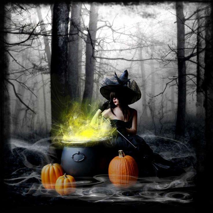 картинки с праздником ведьм окраина