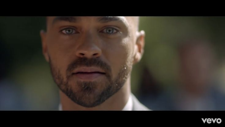 """Jesse Williams in music vid of """"tell me you love me"""" by Demi lovato"""