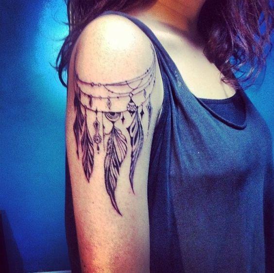 43+ Tattoo Muster in Form von Schmuck. – Tattoo's