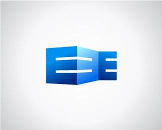 E3E Logo design