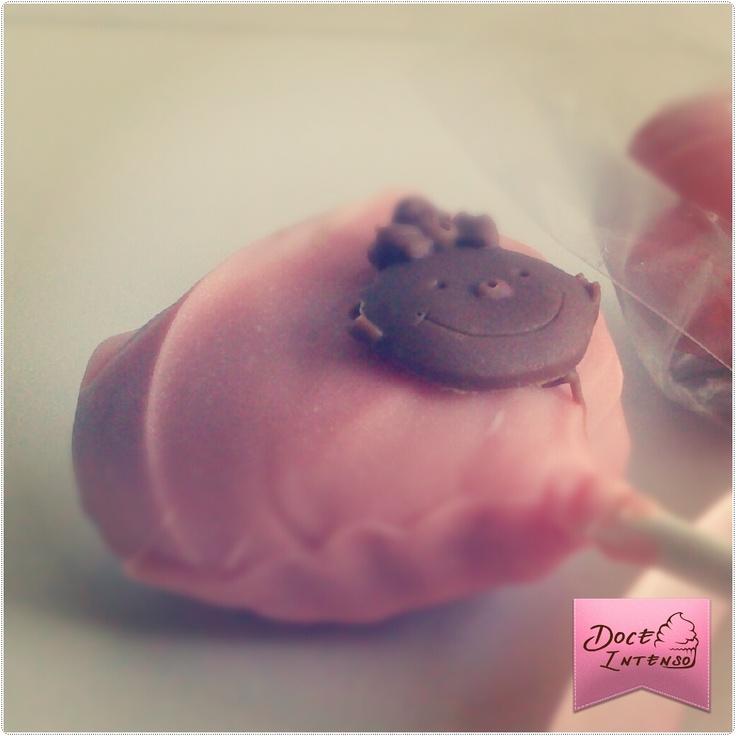♥ Lara's 1st Aniversary ♥ Cake Pops