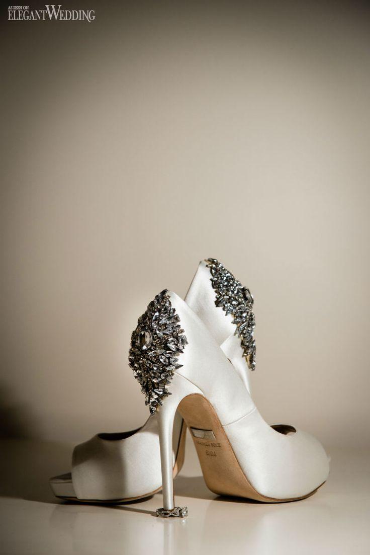 323 best Wedding Shoes images on Pinterest