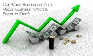 Car Wash Business or Auto Repair Business – Which Is Easier to Start - DetailXPerts Franchise Blog