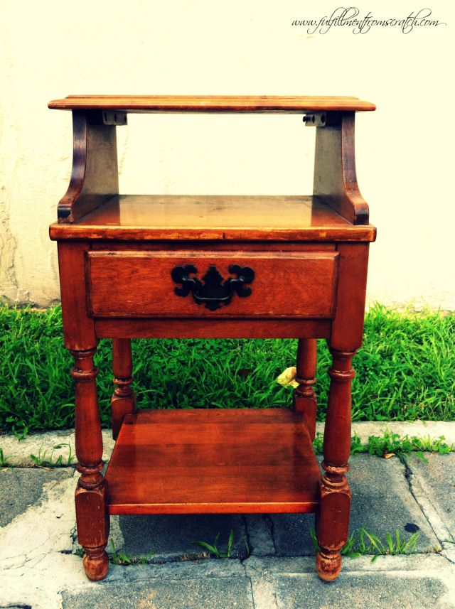 How to build a nightstand from scratch woodworking for How to build a nightstand from scratch