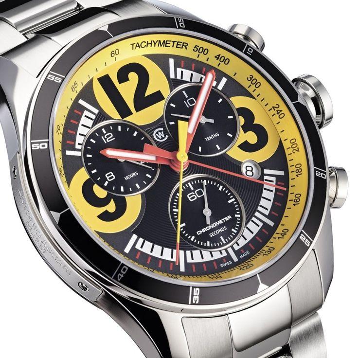 Christopher Ward C70 CP Chronometer 01