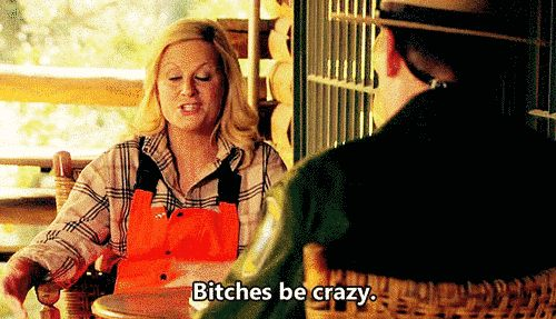 Leslie Knope knows that some people might disagree with her lifestyle of feminine badass-ery. | Community Post: 18 Reasons Leslie Knope Is The Epitome Of A Great Role Model