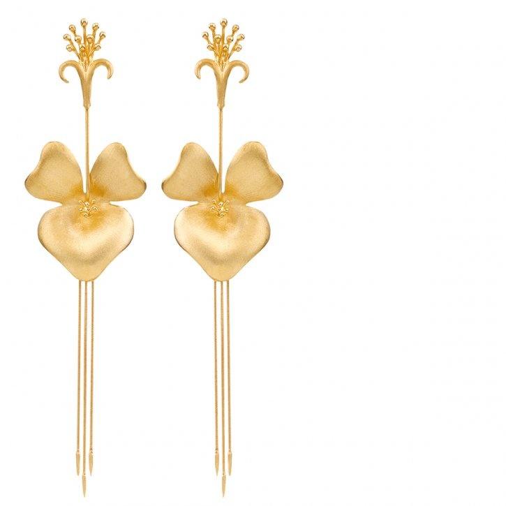 Earrings by Carla Amorim