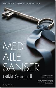 Med alle sanser af Nikki Gemmell, ISBN 9788792910479
