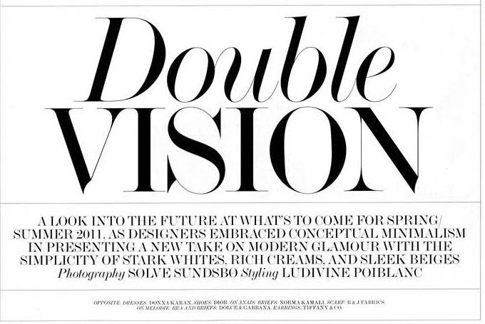magazine lettering font