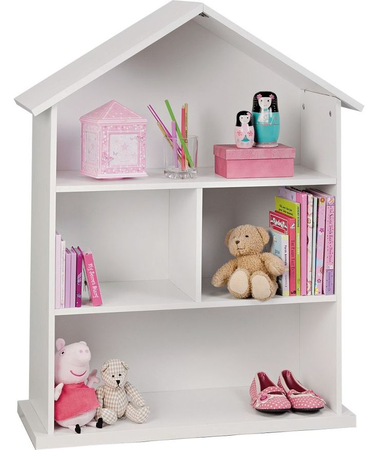 House Bookshelf: Buy Mia Dolls House Bookcase