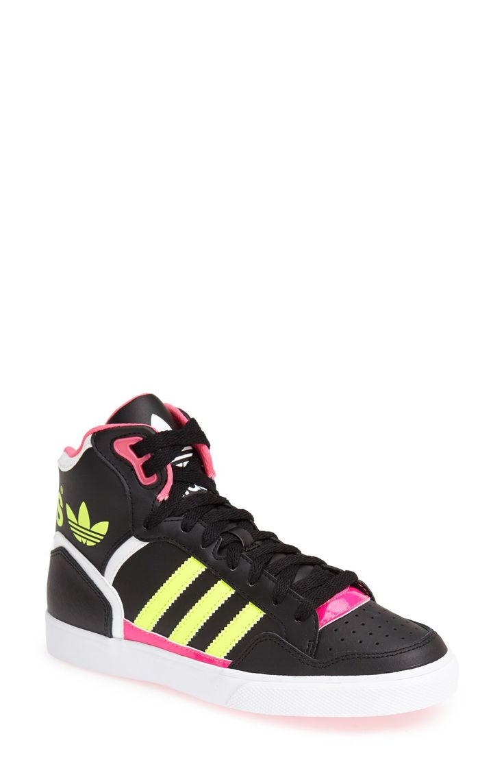 adidas \u0027Extraball\u0027 High Top Sneaker (Women) available at