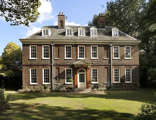 Old Battersea House, Vicarage Cresc, London SW11 3LD, England....     www.castlesandmanorhouses.com   ...    Old Battersea House is one of the oldest buildings in Battersea, and is Grade II* listed. It was built around 1699, It is currently for Sale at £12m.