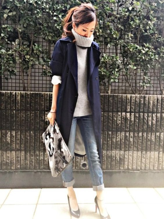 winter street style... - Fall-Winter 2017 - 2018 Street Style Fashion Looks