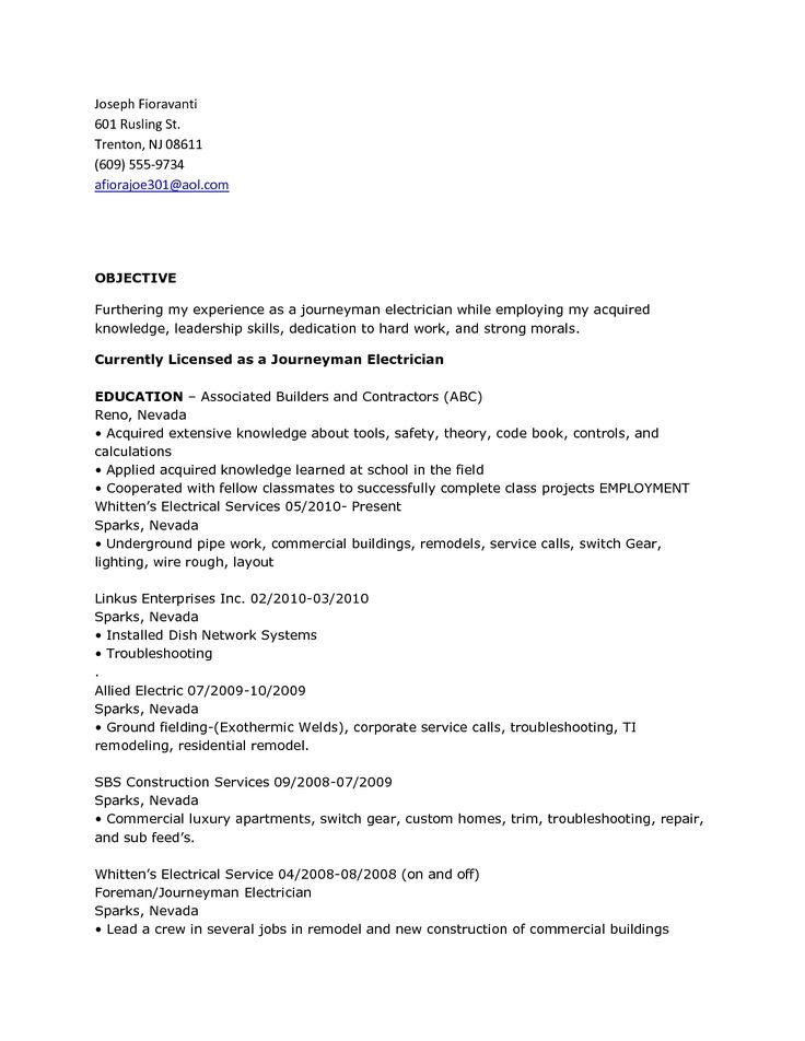 Best 20 Resume objective ideas on Pinterest  Career