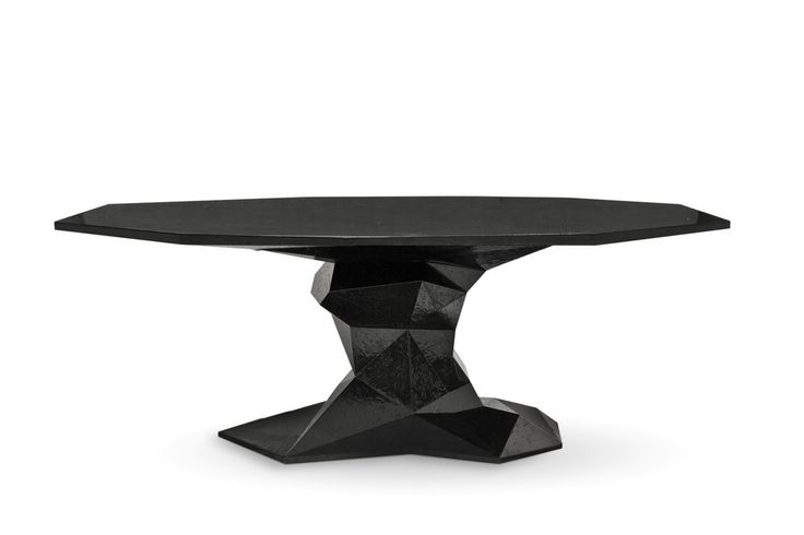 Extreme simplicity, contemporary aesthetic and seductive power: these are the characteristics reflected in each detail that make the Bonsai love at first sight | www.bocadolobo.com #bocadolobo #luxuryfurniture #exclusivedesign #interiodesign #designideas #displaystand #bonsai #diningtable #diningroom