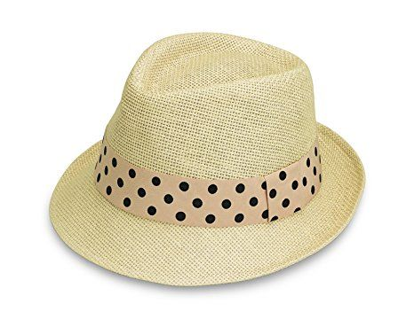 2a099b327aaf0 wallaroo Women s Gigi Sun Hat - Light Cotton Lining - Stylish Summer Hat  Review