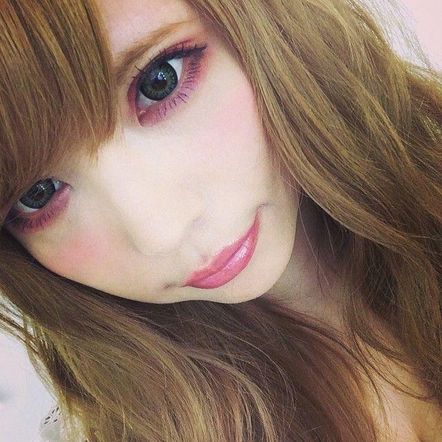 Tsubasa Masuwaka make-up inspiration