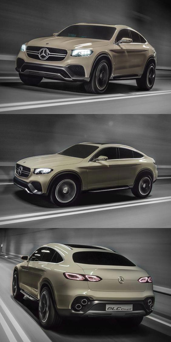 """Future Cars 2018 """"MERCEDES-BENZ CONCEPT GLC COUPE 2018"""" Veröffentlichungsdatum, Preis"""