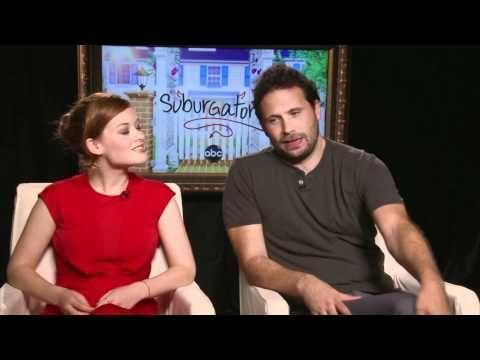 Jane Levy & Jeremy Sisto Talk 'Suburgatory'