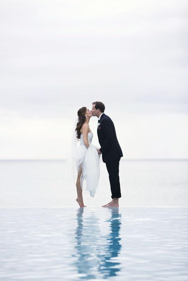 wedding water