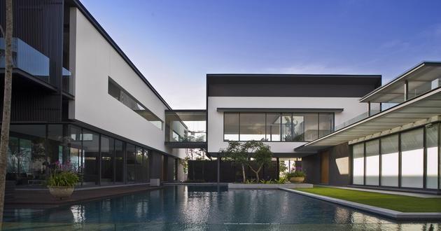 Harbourview house singapore architecture scda scda for Home node b architecture