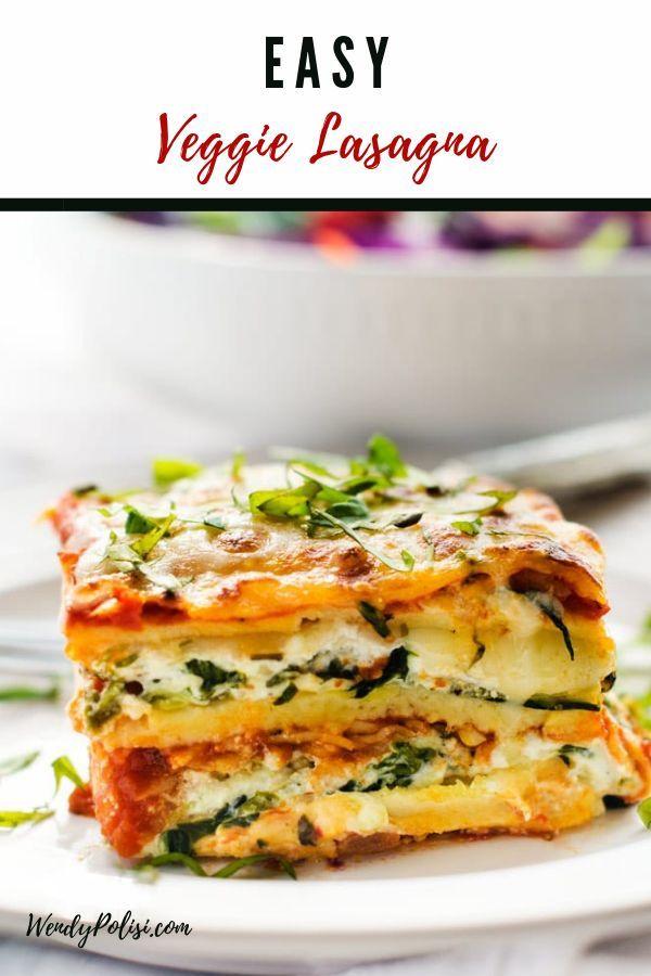 Gluten Free Veggie Lasagna Recipe Easy Vegetable Lasagna Vegetarian Lasagna Recipe Vegetable Lasagna Recipes