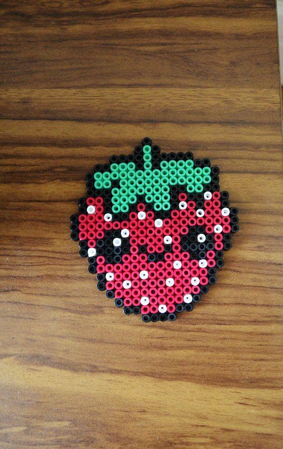 Kawaii Food Perler Bead Patterns Google Search Basteln
