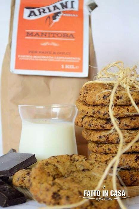 American  Cookies di Fatto in casa è più buono