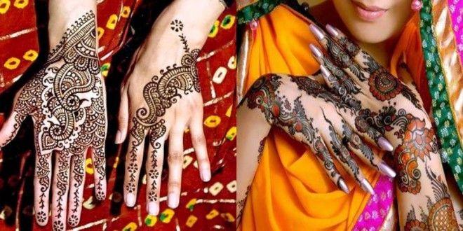 Pakistani Bridal Mehndi Designs Photos 2014 2015