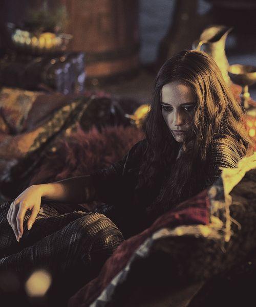 Eva Green in Camelot