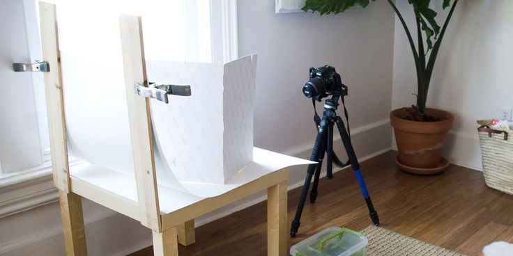 DIY reflector for Jewelry Photography