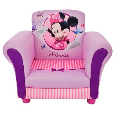 Minnie Mouse Upholstered Armchair 69.99
